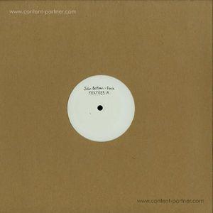 John Beltran - Faux (Four Tet Remix)
