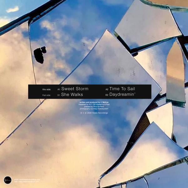 John Beltran - La Mañana EP (Back)