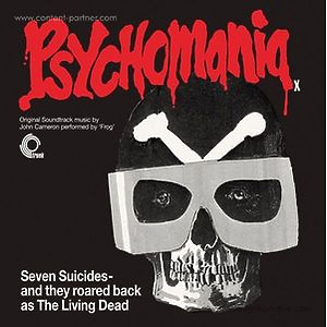 John Cameron And Frog - Psychomania E Original Soundtrack