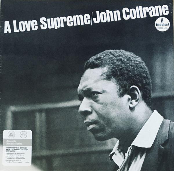 John Coltrane - A Love Supreme (Acoustic Sounds Version)