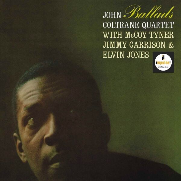 John Coltrane - Ballads (Acoustic Sounds Version)