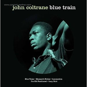 John Coltrane - Blue Train (180g Picture Disc)