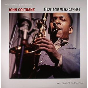 John Coltrane - Düsseldorf, March 28TH 1960 (LP)