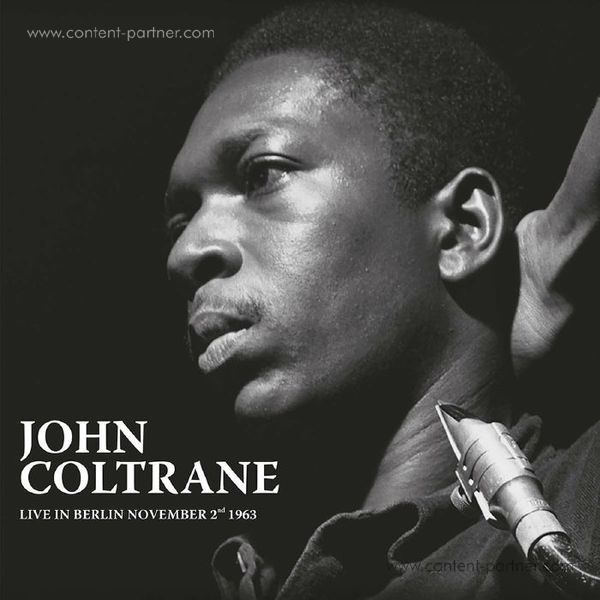 John Coltrane - Live In Berlin Nov. 2nd 1963 (LP) [Clear, numb.]