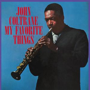 John Coltrane - My Favorite Things (Blue Vinyl)