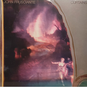 John Frusciante - Curtains (Black Vinyl Reissue LP)