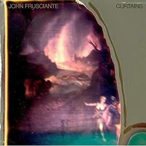 John Frusciante - Curtains (Special Edition dark red vinyl LP)