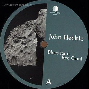 John Heckle - Blues for a Red Giant