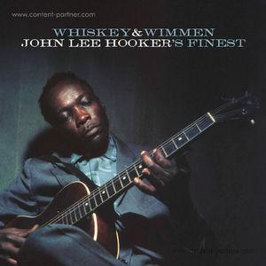 John Lee Hooker - Whiskey And Wimmen (LP)