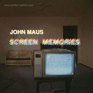 John Maus - Screen Memories (LP+MP3)