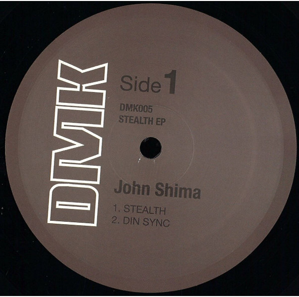 John Shima - Stealth EP