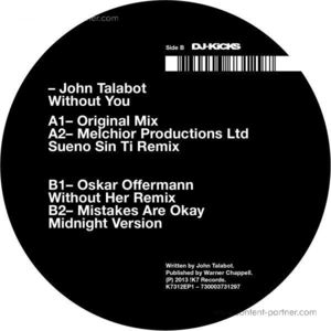 John Talabot - Without You