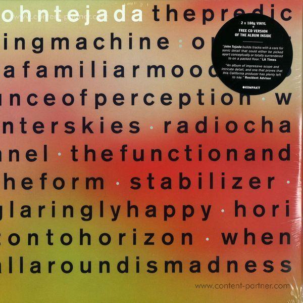John Tejada - The Predicting Machine