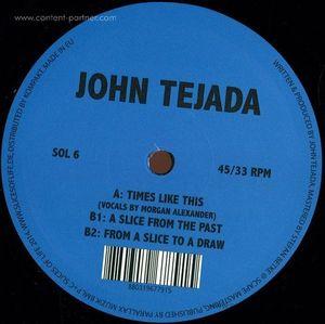 John Tejada - Times Like This
