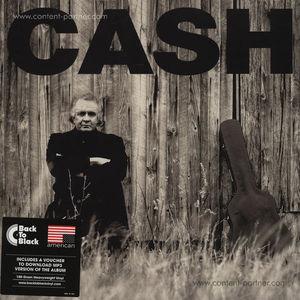 Johnny Cash - American II: Unchained (Ltd. Edition LP)