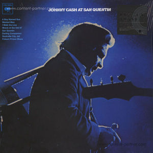 Johnny Cash - At San Quentin (180g Vinyl LP)