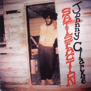 Johnny Clarke - Satisfaction (LP)