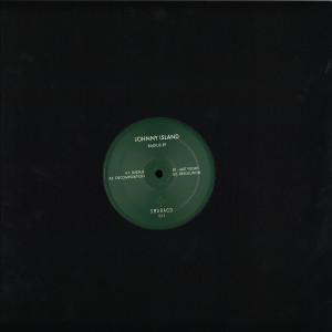 Johnny Island - Radius EP (Back)