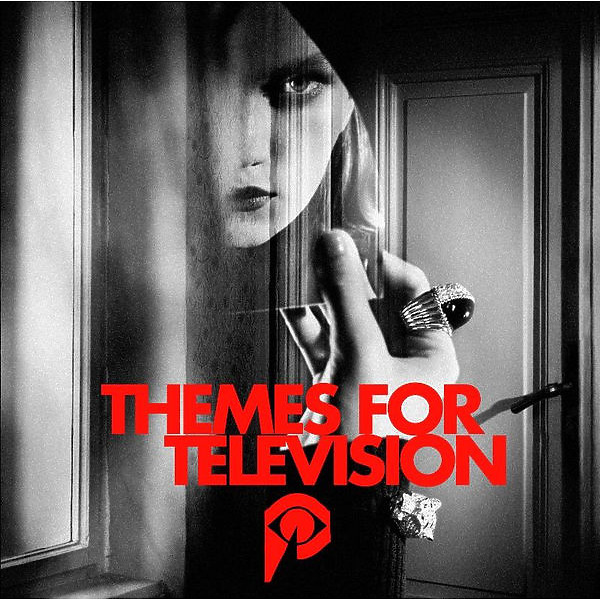Johnny Jewel - Themes for Television (Red Vinyl)