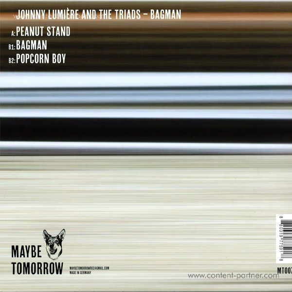 Johnny Lumière and the Triads - Bagman (Back)