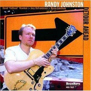 Johnston,Randy - Detour Ahead