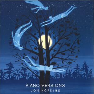 "Jon Hopkins - Piano Versions (12"" Vinyl EP)"