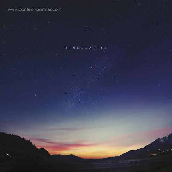 Jon Hopkins - Singularity (2LP+MP3)