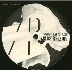 Jonas Kopp / PertHil & Aerts / Kevin Gor - Black Series 002 (freshly repressed)