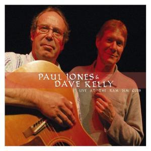 Jones,Paul & Kelly,Dave - Live at the Ram Jam Club