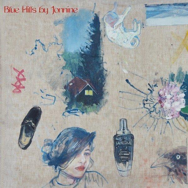 Jonnine - Blue Hills (Yellow Vinyl)