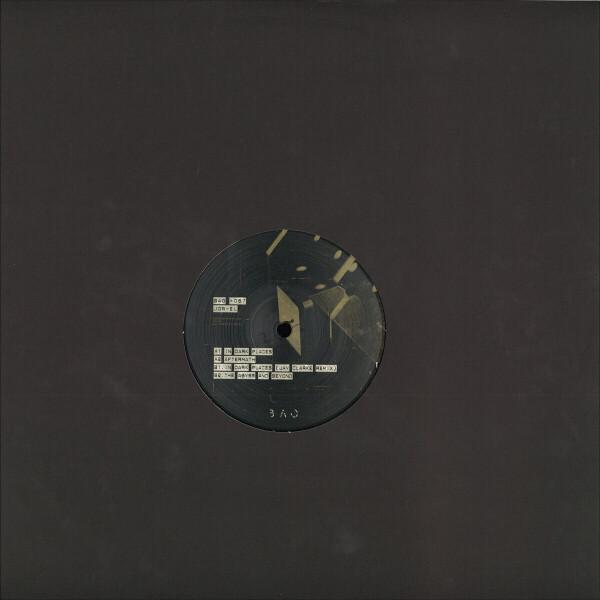 Jor-El - In Dark Places (incl. Jay Clarke Remix) (Back)