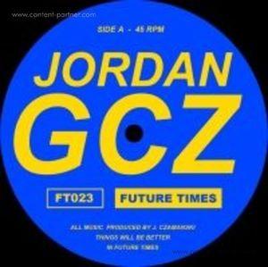 Jordan Gcz - Digitalis Ep