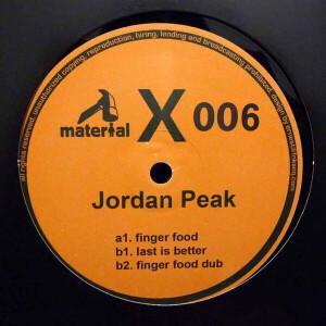 Jordan Peak - Finger Food