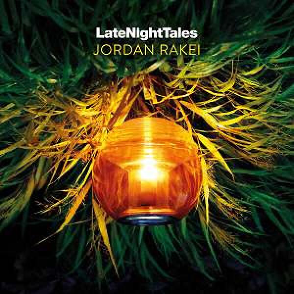 Jordan Rakei - Late Night Tales (180g 2LP)