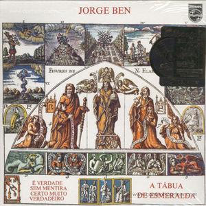 Jorge Ben - A Tabua De Esmeralda (Repress!)