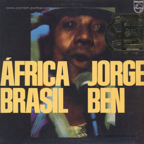 Jorge Ben - Africa Brasil (Repress!)