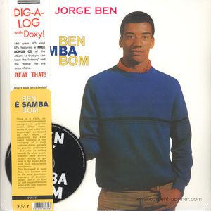 Jorge Ben - Ben É Samba Bom (180g LP+CD)