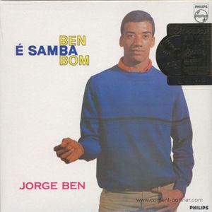 Jorge Ben - Ben É Samba Bom (180gr Repress!)