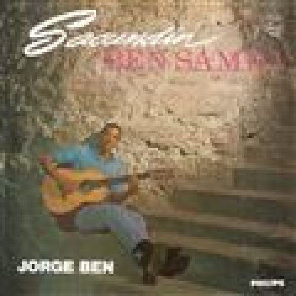 Jorge Ben - Sacundin Ben Samba (classicos Em Vinil)