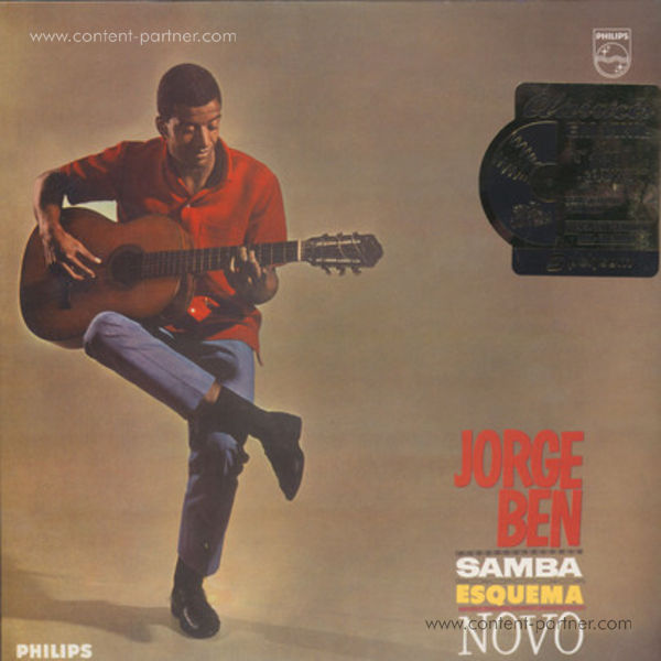 Jorge Ben - Samba Esquema Novo (LP+CD)