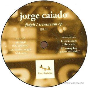 Jorge Caiado - Fragil / Trintaeum Ep