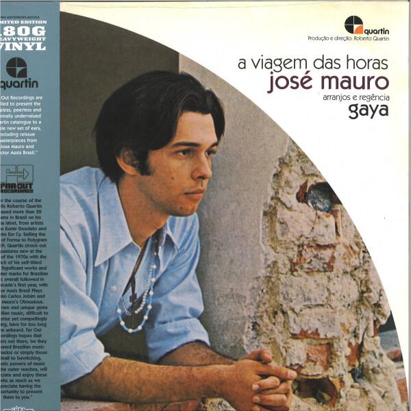 José Mauro - A Viagem Das Horas (Reissue)