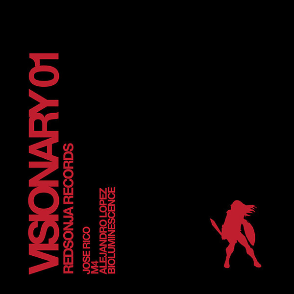 Jose Rico / m4 / Alejandro Lopez / Bioluminescence - Visionary 01