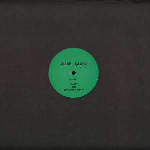 Josef Gaard - 2929 (Incl. Avancera Remix) (Back)