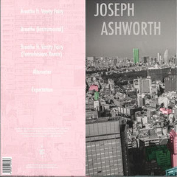 Joseph Ashworth - Breathe EP (w/ Tunnelvisions Remix) (Back)