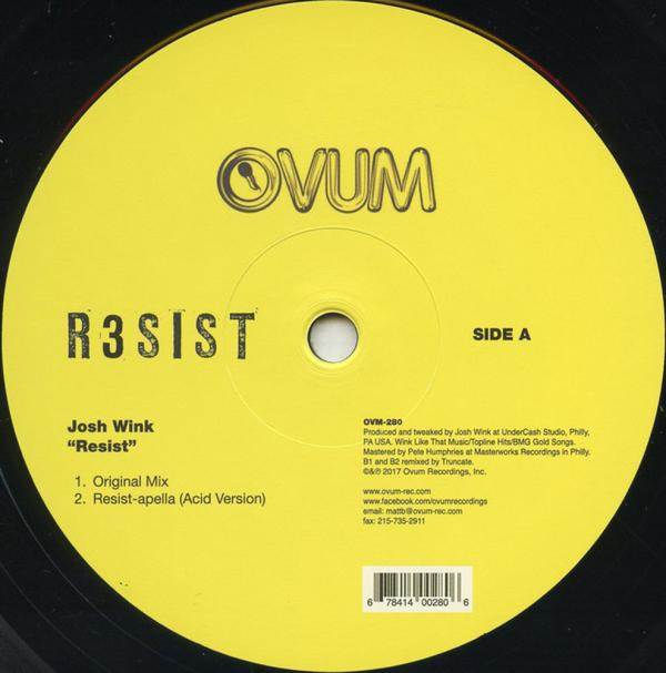 Josh Wink - Resist