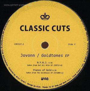Jovonn - Goldtones EP