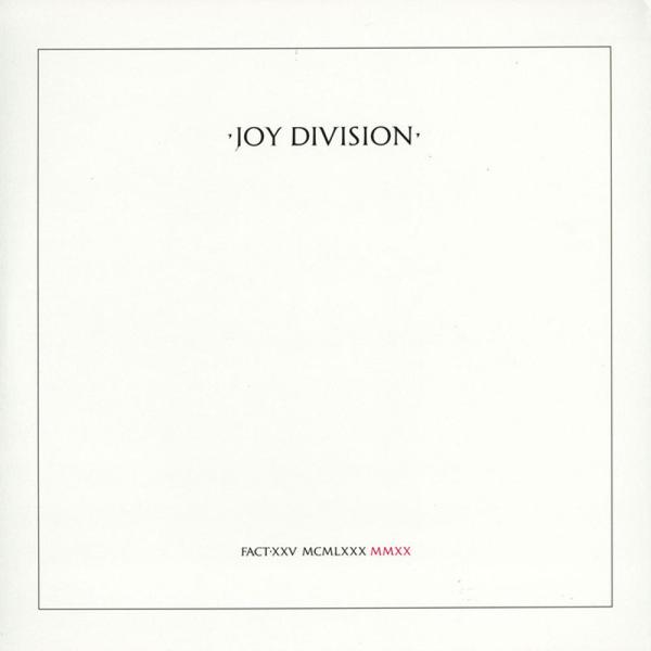 Joy Division - CLOSER (LTD. 40TH ANNIV. CRYSTAL CLEAR) (Back)