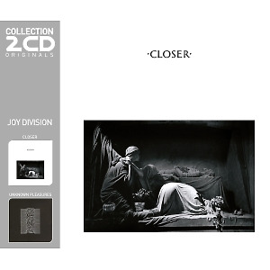 Joy Division - Closer/Unknown Pleasures