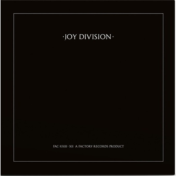 Joy Division - Love Will Tear us Appart (2020 Remastered) (Back)